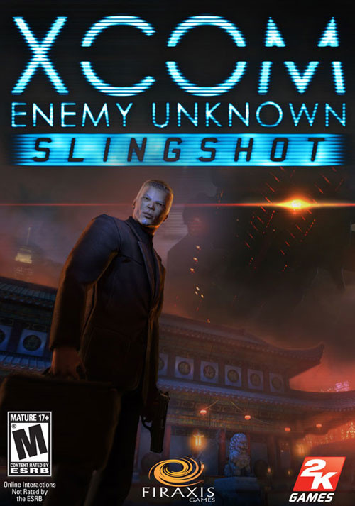 XCOM Enemy Unknown Slingshot DLC