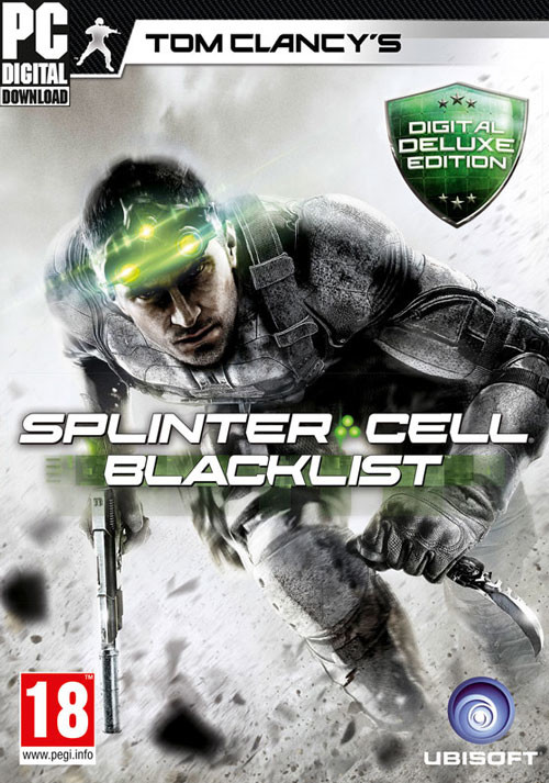 Tom Clancys Splinter Cell Blacklist - Deluxe Edition (PC)