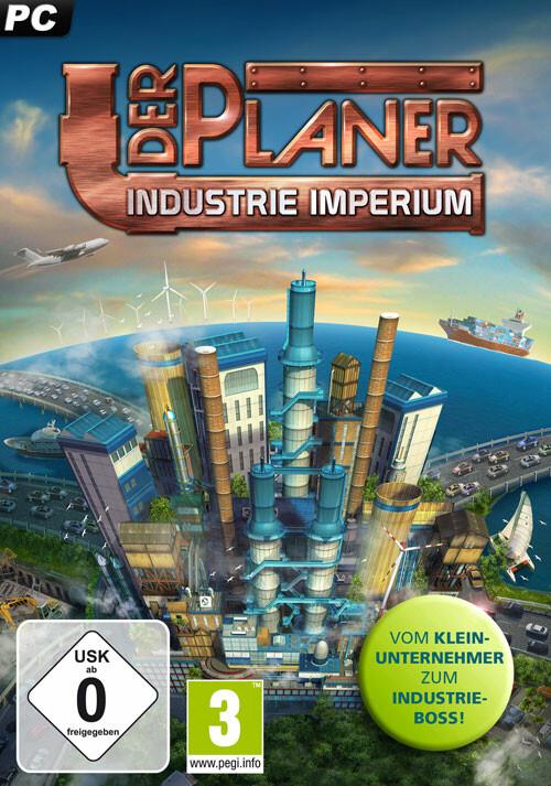 Der Planer: Industrie-Imperium