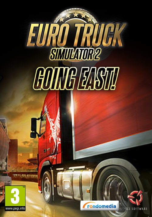 Euro Truck Simulator 2 Going East! Addon