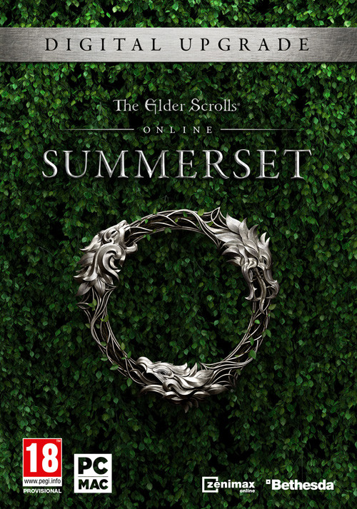 The Elder Scrolls Online Summerset Upgrade Edition