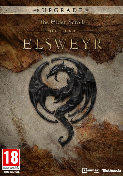 The Elder Scrolls Online: Elsweyr - Digital Upgrade (PC)