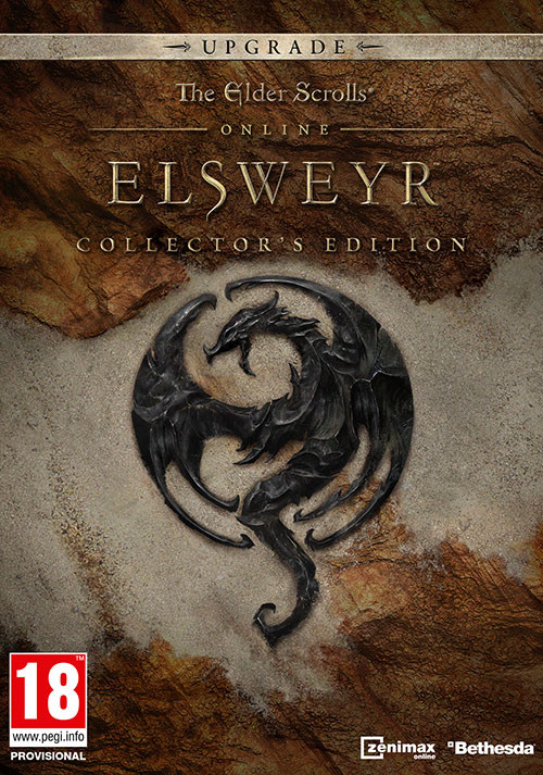 The Elder Scrolls Online: Elsweyr - Digital Collectors Edition Upgrade (PC)
