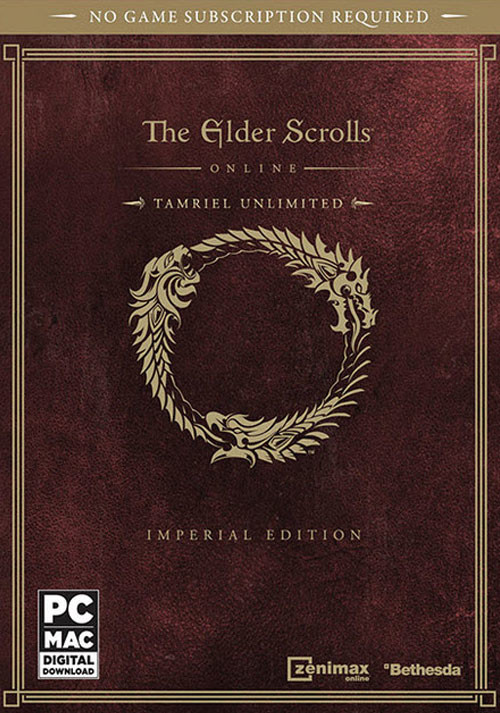 The Elder Scrolls Online: Tamriel Unlimited  - Imperial Edition