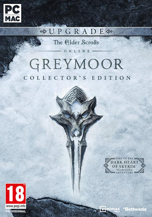 The Elder Scrolls Online: Greymoor Digital Collector's Edition Upgrade (PC)