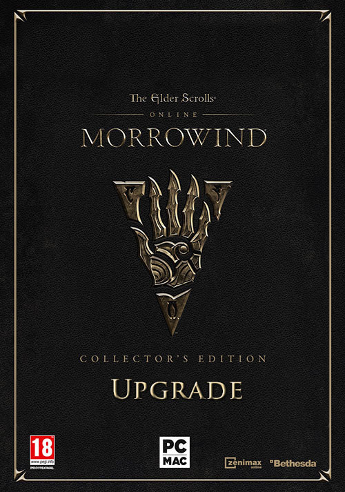 The Elder Scrolls Online: Morrowind - Digital Collector's Edition Upgrade (PC) bei Gamesplanet.de günstig kaufen