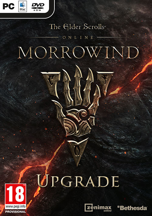 The Elder Scrolls Online: Morrowind - Upgrade Edition (PC)