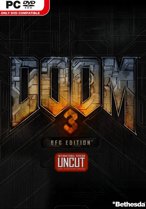 DOOM 3: BFG Edition (PC)