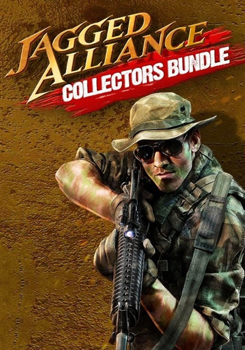 Jagged Alliance: BiA Collectors Bundle
