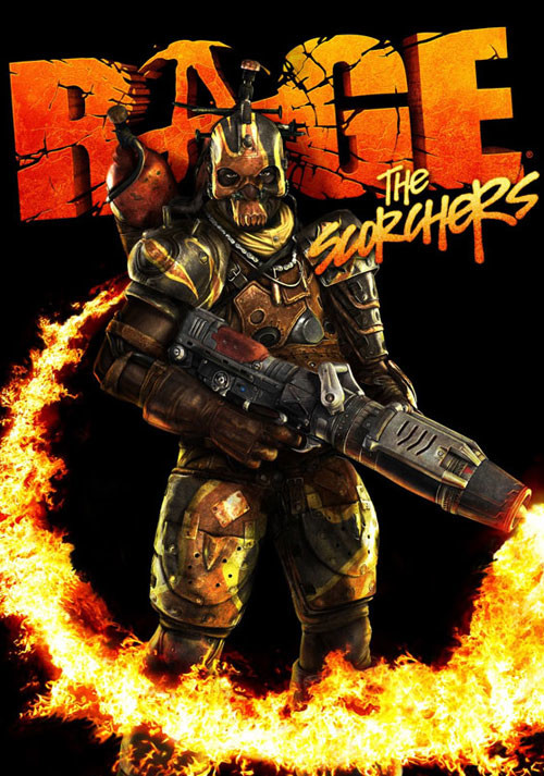 RAGE The Scorchers DLC