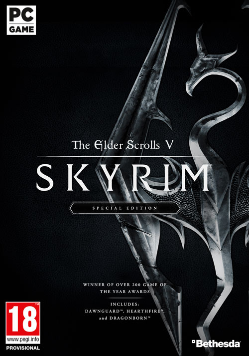 The Elder Scrolls V: Skyrim Special Edition (PC)