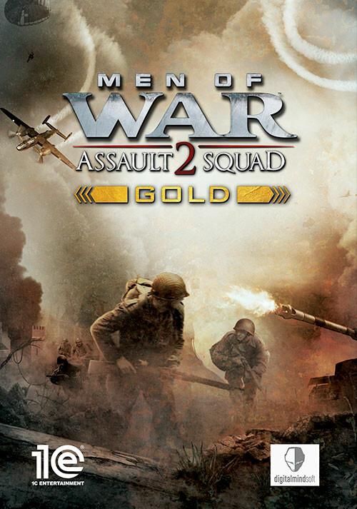 Men of War: Assault Squad 2 - Gold Edition (PC)