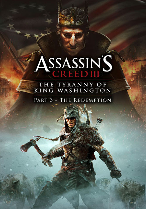 Assassin's Creed 3 Die Vergeltung