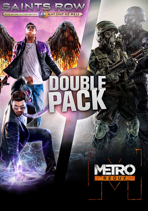 Saints Row Metro Double Pack