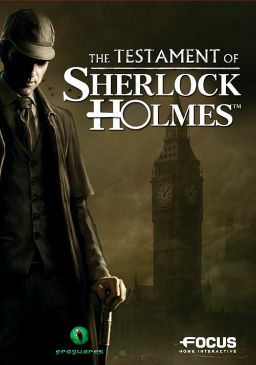 The Testament of Sherlock Holmes (PC)