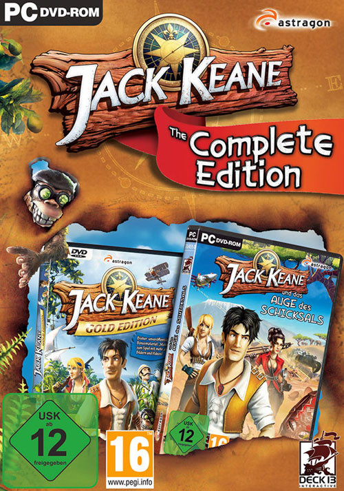 Jack Keane The Complete Edition