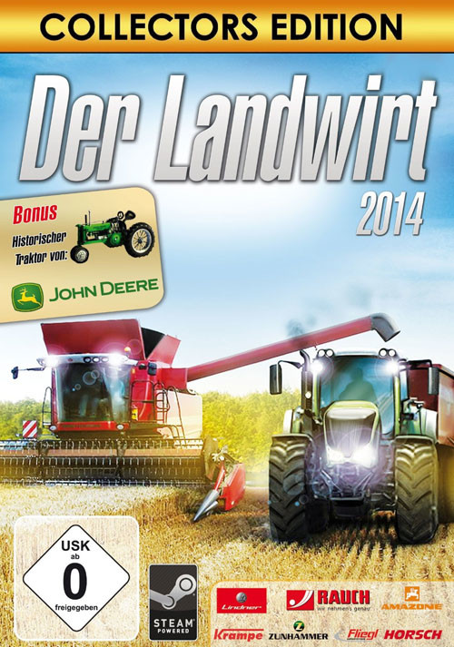Der Landwirt 2014 Collector's Edition