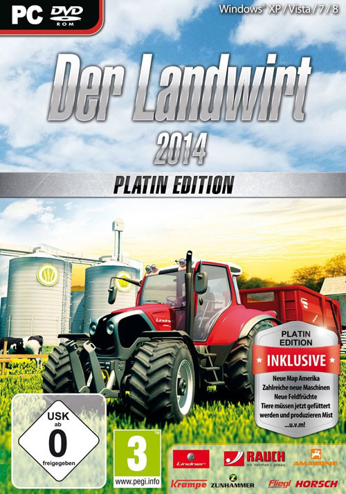 Der Landwirt 2014 Platin Edition