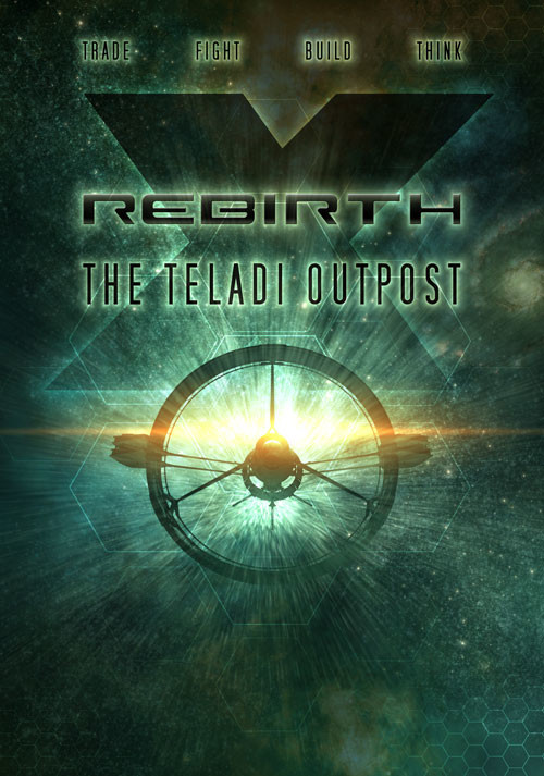 X Rebirth The Teladi Outpost