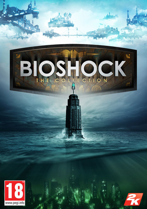 BioShock: The Collection (PC) bei Gamesplanet.de günstig kaufen