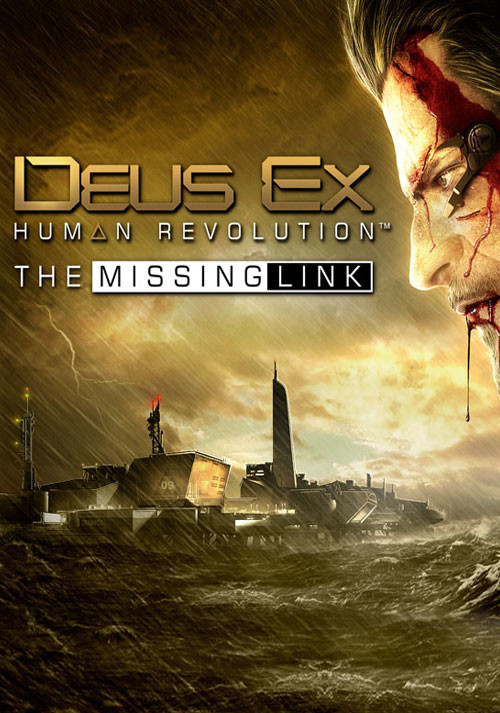 Deus Ex Human Revolution The Missing Link