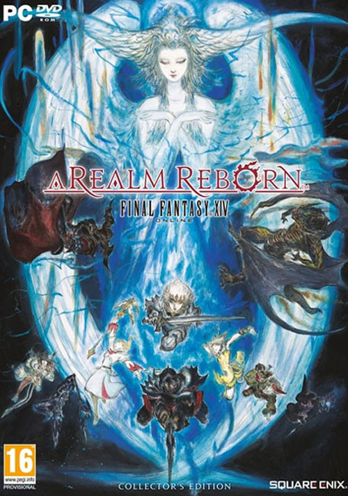 FINAL FANTASY XIV: A Realm Reborn Digital CE