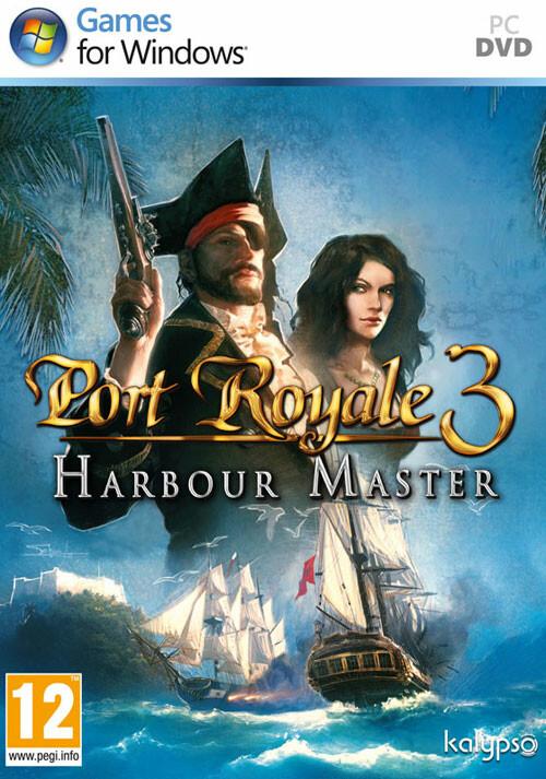 Port Royale 3 Harbour Master DLC