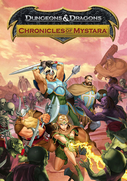 Dungeons + Dragons: Chronicles of Mystara (PC)