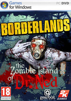 Borderlands Zombie Island of Dr. Ned DLC