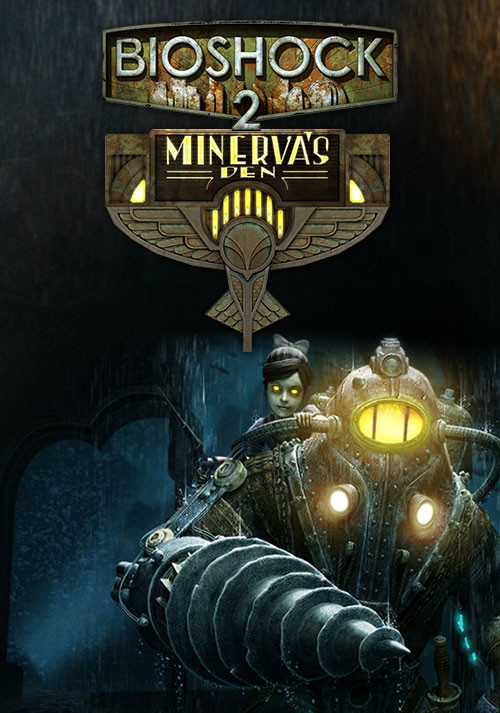 BioShock 2 Minervas Den