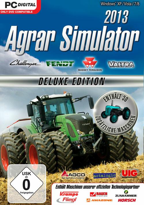 Agrar Simulator 2013 Deluxe