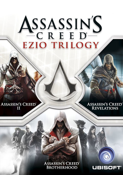 Assassin's Creed Ezio Trilogie