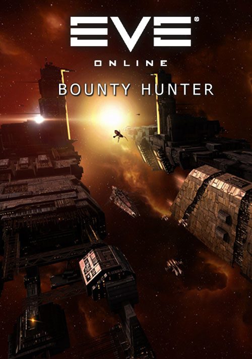 Eve Online: Bounty Hunter Pack - Gallente