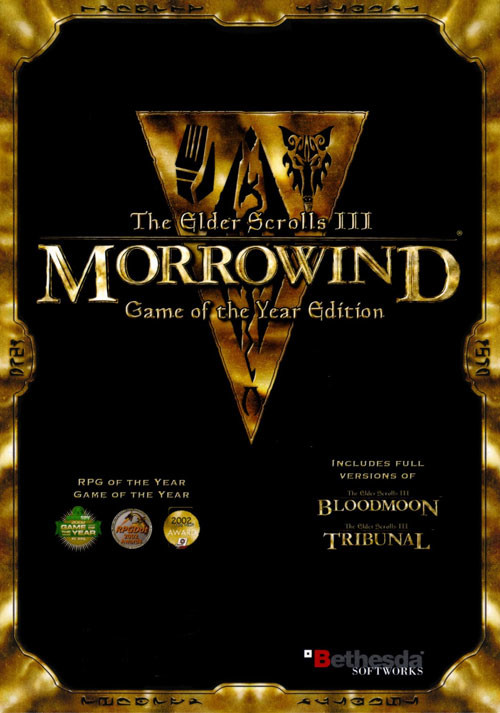 The Elder Scrolls III: Morrowind® Game of the Year Edition (PC)