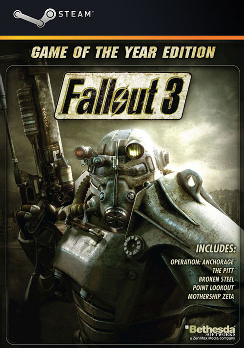 Fallout 3 - Game Of The Year Edition (PC)