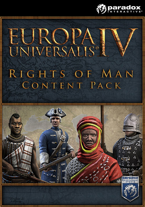Europa Universalis 4 Rights of Man Content Pack