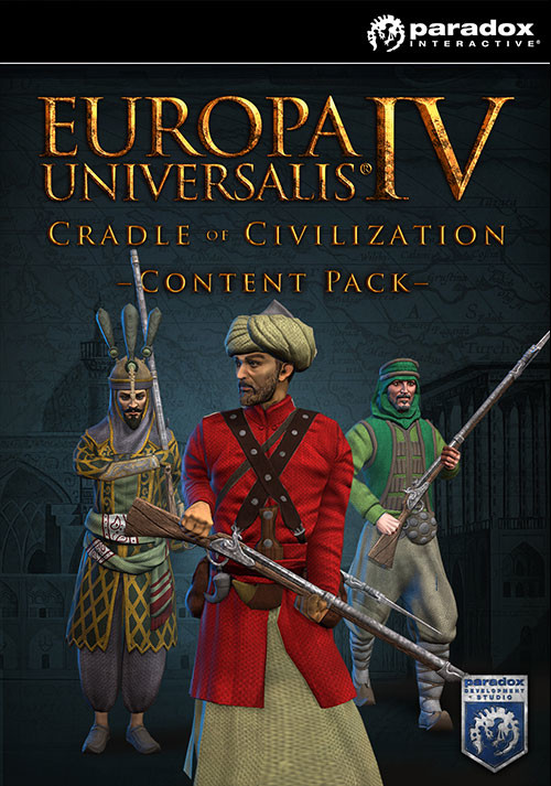 Europa Universalis IV: Cradle of Civilization Content Pack (PC)