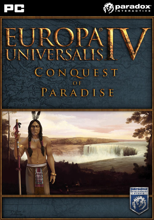 Europa Universalis 4 Conquest of Paradise (Expansion)