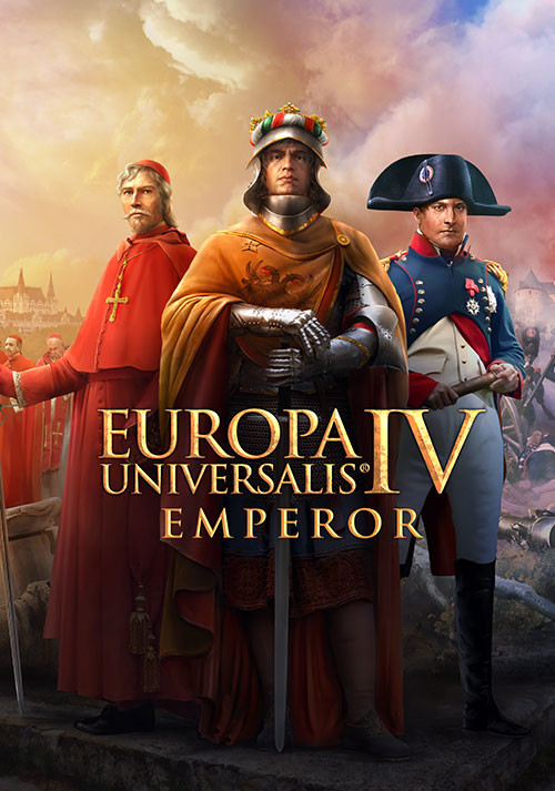 Europa Universalis IV: Emperor (PC)