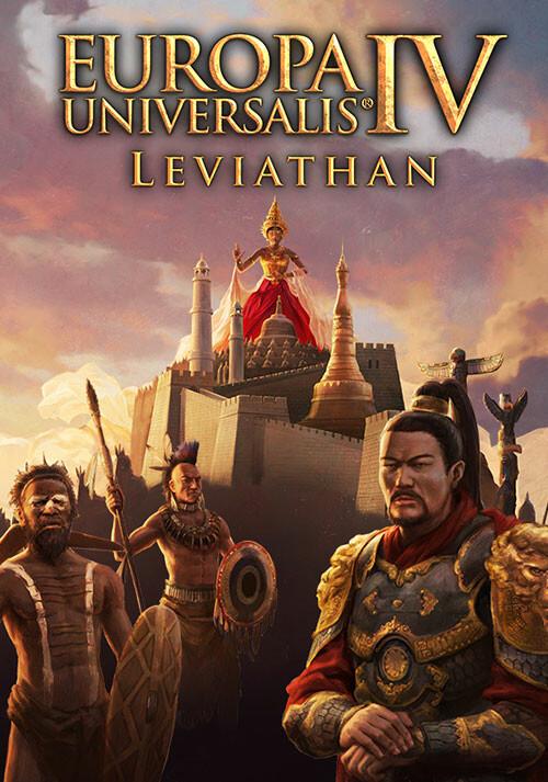 Europa Universalis IV: Leviathan (PC)