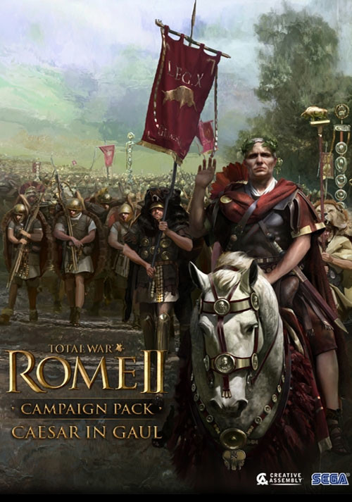 Total War Rome 2 Caesar in Gaul Campaign Pack
