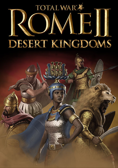 Total War Rome 2 Desert Kingdoms