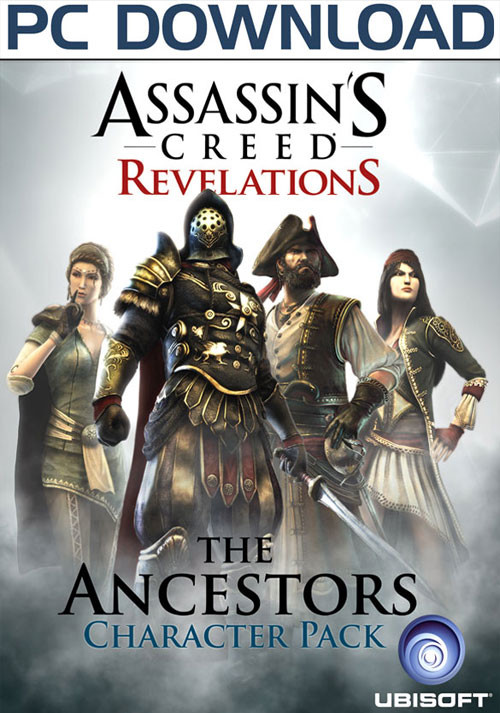 Assassin's Creed Revelations Die Vorfahren DLC