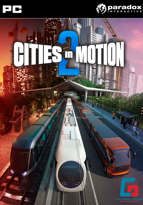 Cities in Motion II