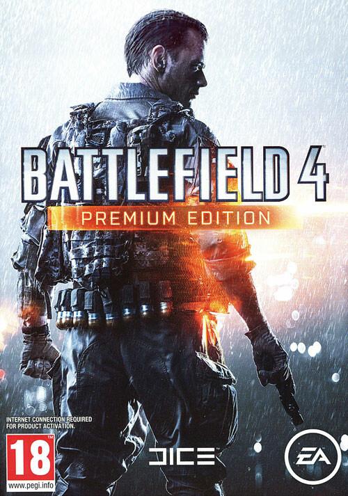 Battlefield 4 Premium Edition (PC)