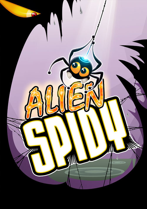 Alien Spidy (PC)