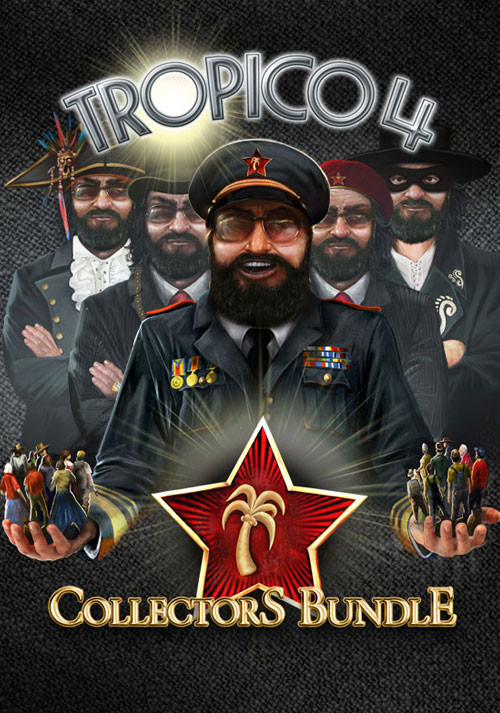 Tropico 4: Collectors Bundle (PC)
