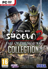 Total War Shogun 2 Fall of The Samurai Collection