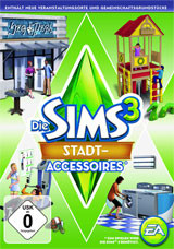 Die Sims 3: Stadt-Accessoires