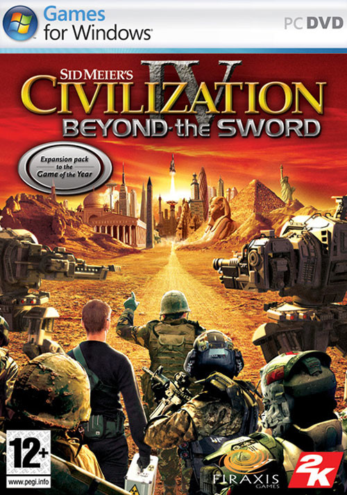 Civilization 4 Beyond the Sword DLC